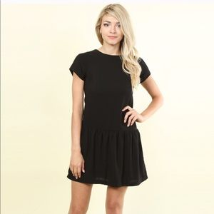 Darla drop waist dress